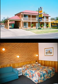 Golden River Motor Inn - Yarra Valley Accommodation