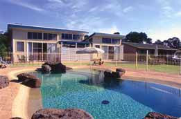 Park View Holiday Units - Yarra Valley Accommodation