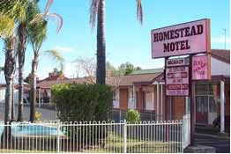 The Homestead Motor Inn - Yarra Valley Accommodation