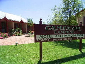 Campaspe Lodge - Yarra Valley Accommodation