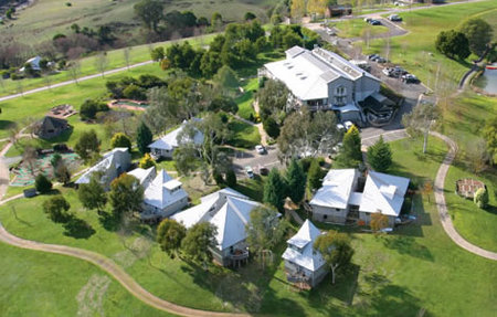 Pinnacle Valley Resort - Yarra Valley Accommodation
