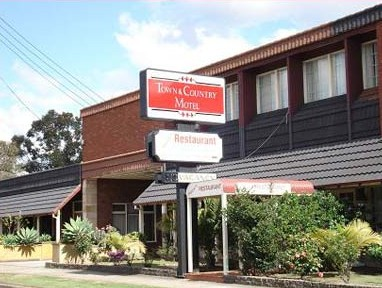 Town  Country Motel - Yarra Valley Accommodation
