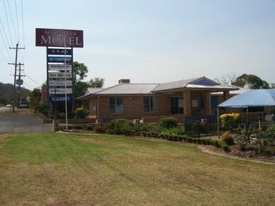 Almond Inn Motel - Yarra Valley Accommodation