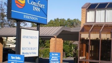 Comfort Inn  Suites Essendon - Yarra Valley Accommodation