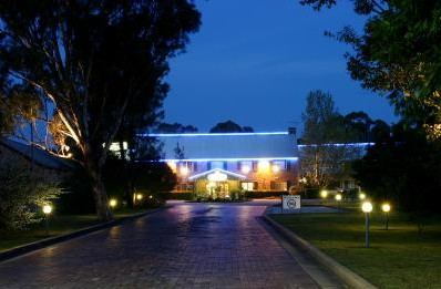 Campbelltown Colonial Motor Inn - Yarra Valley Accommodation