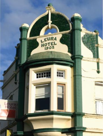 Leura Hotel - Yarra Valley Accommodation