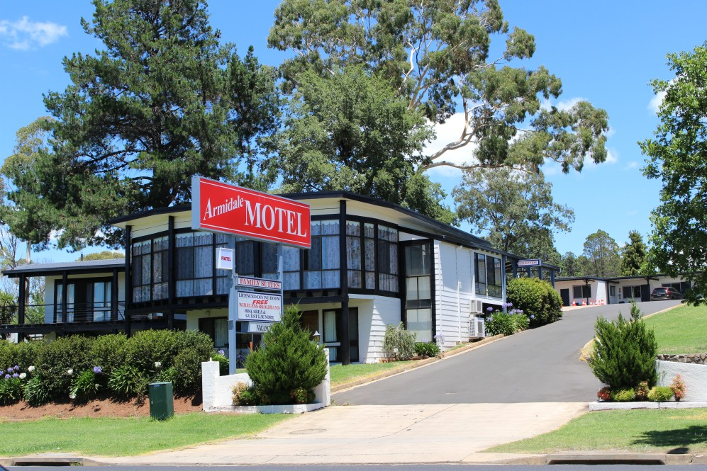 Armidale Motel - Yarra Valley Accommodation