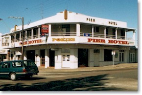 Pier Hotel - Yarra Valley Accommodation