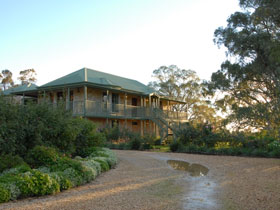 Lindsay House - Yarra Valley Accommodation