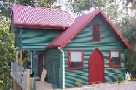 Cape Cottage - Sisters Beach Accommodation - Yarra Valley Accommodation
