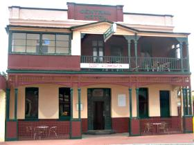 Central Hotel Zeehan - Yarra Valley Accommodation