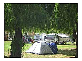 New Norfolk Caravan Park - Yarra Valley Accommodation
