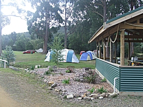 Southport Hotel and Caravan Park - Yarra Valley Accommodation