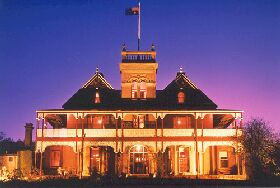 Tynwald Willow Bend Estate - Yarra Valley Accommodation
