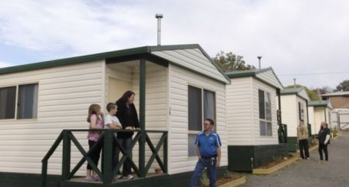 Discovery Holiday Parks Mornington Hobart - Yarra Valley Accommodation