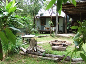 Ride On Mary Bush Cabin Adventure Stay - Yarra Valley Accommodation