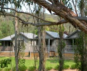 The Homestead Cabins Brogo - Yarra Valley Accommodation