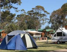 BIG4 Moruya Heads Easts at Dolphin Beach Holiday Park - Yarra Valley Accommodation