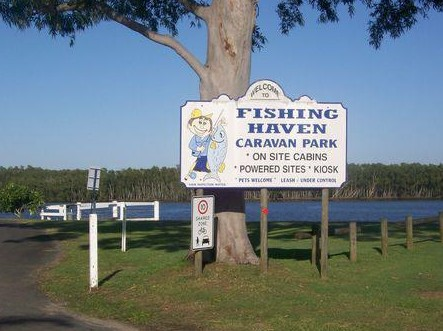 Fishing Haven Caravan Park - Yarra Valley Accommodation