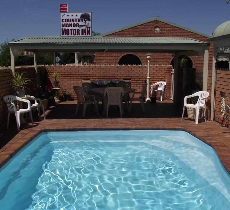 Country Manor Motor Inn - Yarra Valley Accommodation