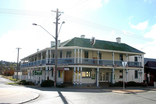 Imperial Hotel Bombala - Yarra Valley Accommodation