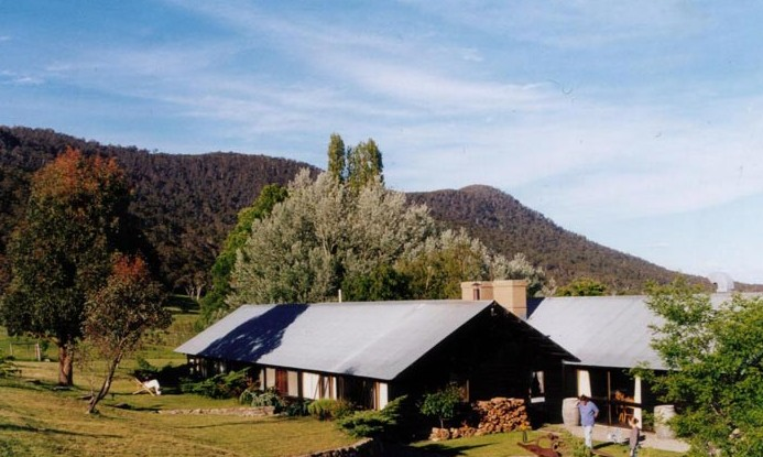 Crackenback Farm Mountain Guesthouse - Yarra Valley Accommodation