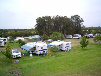 Dawson River Tourist Park - Yarra Valley Accommodation