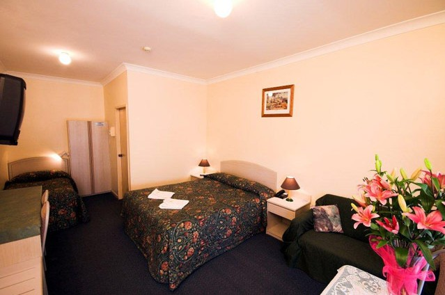 Midlands Motel - Yarra Valley Accommodation