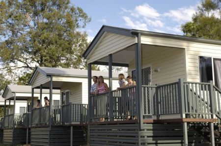 Discovery Holiday Parks - Biloela - Yarra Valley Accommodation