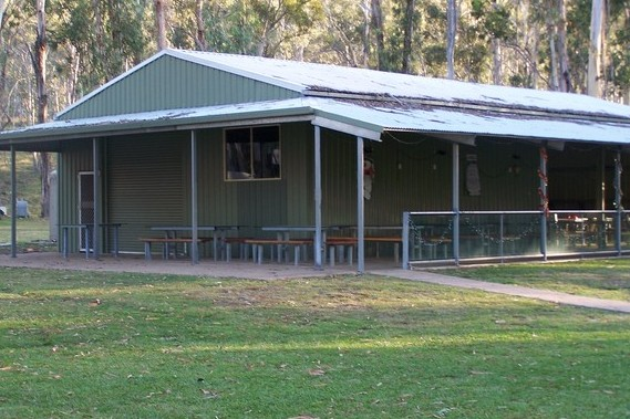 Goomburra Valley Campground - Yarra Valley Accommodation
