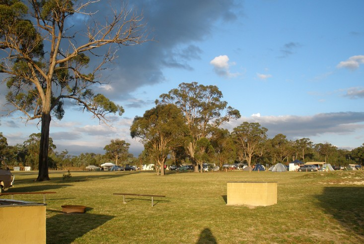 Sommerville Valley Tourist Park - Yarra Valley Accommodation