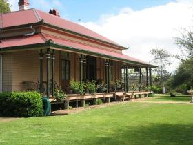 Haddington Bed and Breakfast - Yarra Valley Accommodation