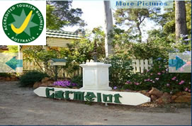 Carmelot Bed  Breakfast - Yarra Valley Accommodation