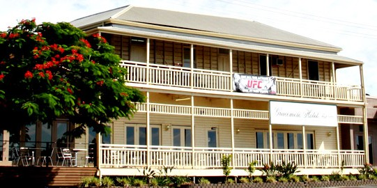 Gracemere Hotel - Yarra Valley Accommodation