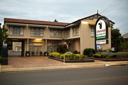 Abbotsleigh Motor Inn - Yarra Valley Accommodation