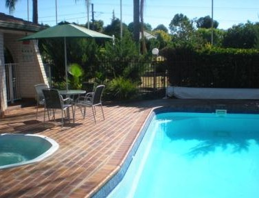 Tamworth Motor Inn - Yarra Valley Accommodation
