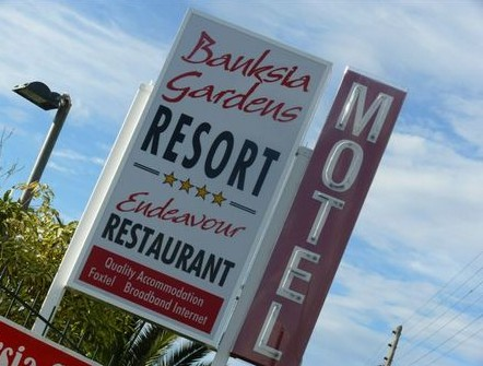 Banksia Gardens Resort Motel - Yarra Valley Accommodation