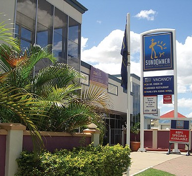 Sundowner Chain Motor Inn Rockhampton - Yarra Valley Accommodation