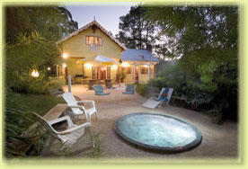 Jacaranda Cottage - Yarra Valley Accommodation