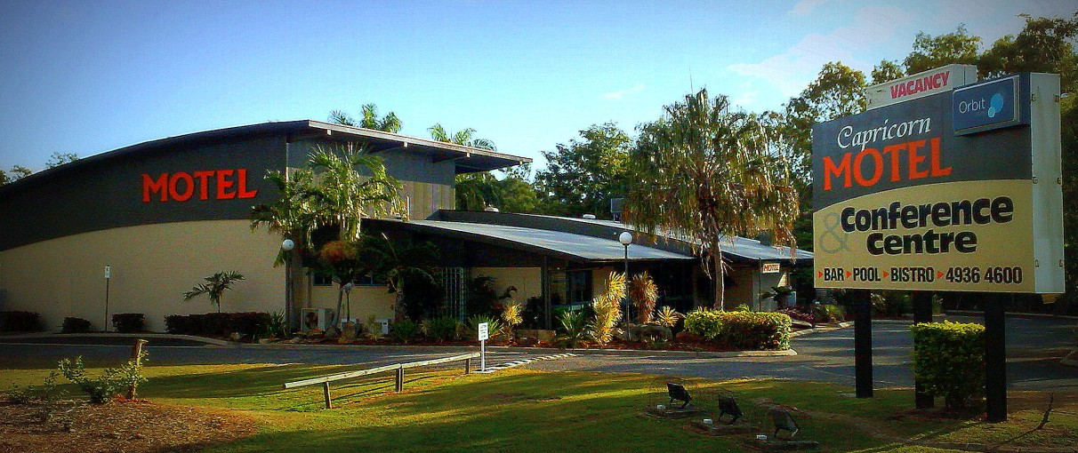 Capricorn Motel  Conference Centre - Yarra Valley Accommodation