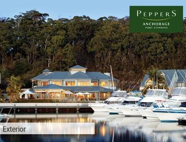 Peppers Anchorage - Yarra Valley Accommodation