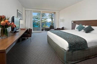 Manly Pacific Sydney Managed By Novotel - Yarra Valley Accommodation