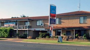 Outback Motor Inn Nyngan - Yarra Valley Accommodation