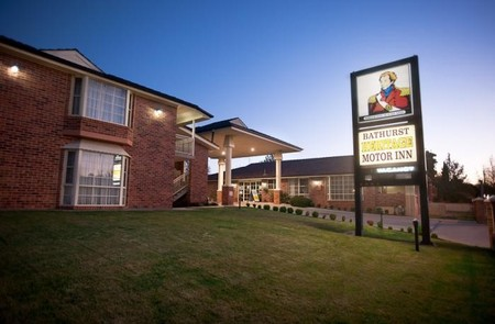 Bathurst Heritage Motor Inn - Yarra Valley Accommodation