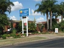Comfort Inn Hallmark At Tamworth - Yarra Valley Accommodation