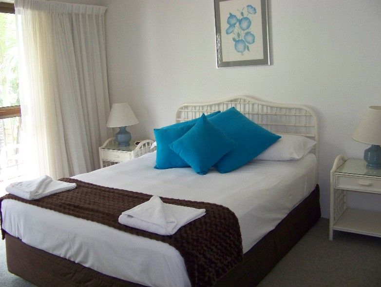Old Burleigh Court Holiday Apartments - Yarra Valley Accommodation