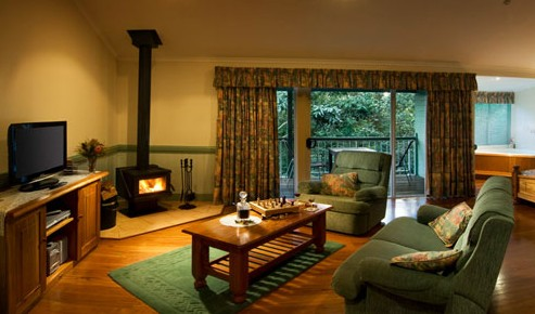 Clouds Of Montville Mountain Resort Motel - Yarra Valley Accommodation