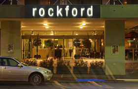 Quality Hotel Rockford Adelaide - Yarra Valley Accommodation