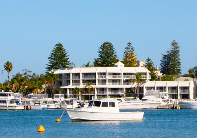 Pier 21 Apartment Hotel Fremantle - Yarra Valley Accommodation