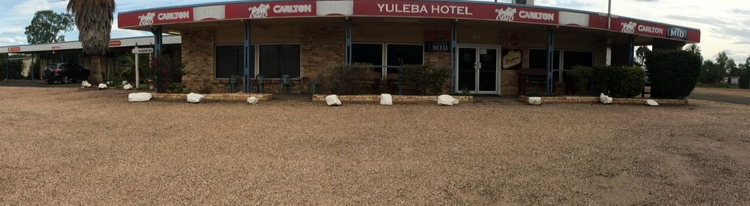 Yuleba Hotel Motel - Yarra Valley Accommodation